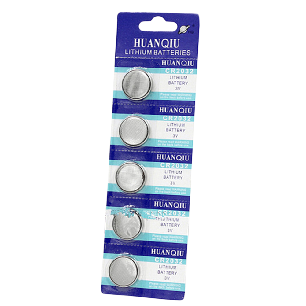 5pcs Original Brand New <font><b>Battery</b></font> For PANASONIC CR2032 3v Button Cell Coin <font><b>Batteries</b></font> For Watch Computer Cr <font><b>2032</b></font> image