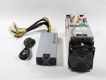 98% New Asic AntMiner S9 11.85T With BITMAIN PSU BTC BCH Miner Economic Than Antminer S9 13.5t S9k T9+ WhatsMiner M3 Ebit E9+ 2