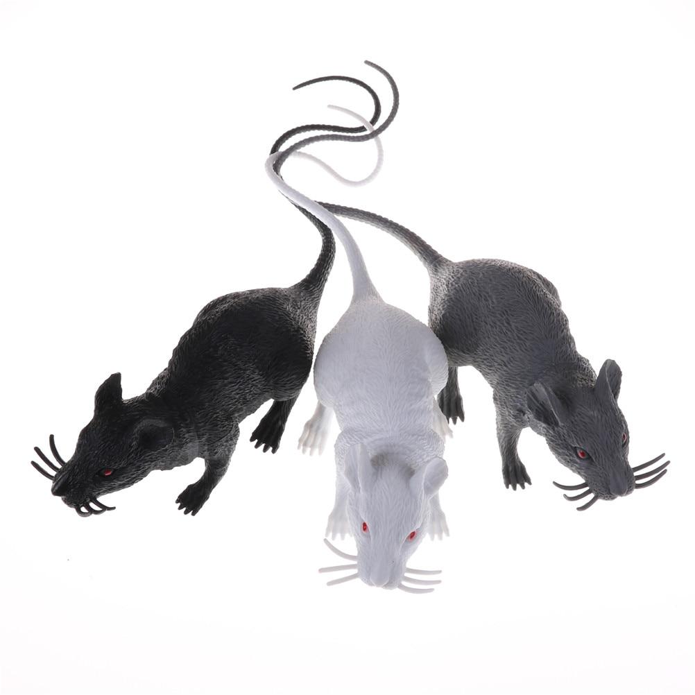 Aliexpress.com : Buy 1Pc PVC Plastic Rats simulation Mouse