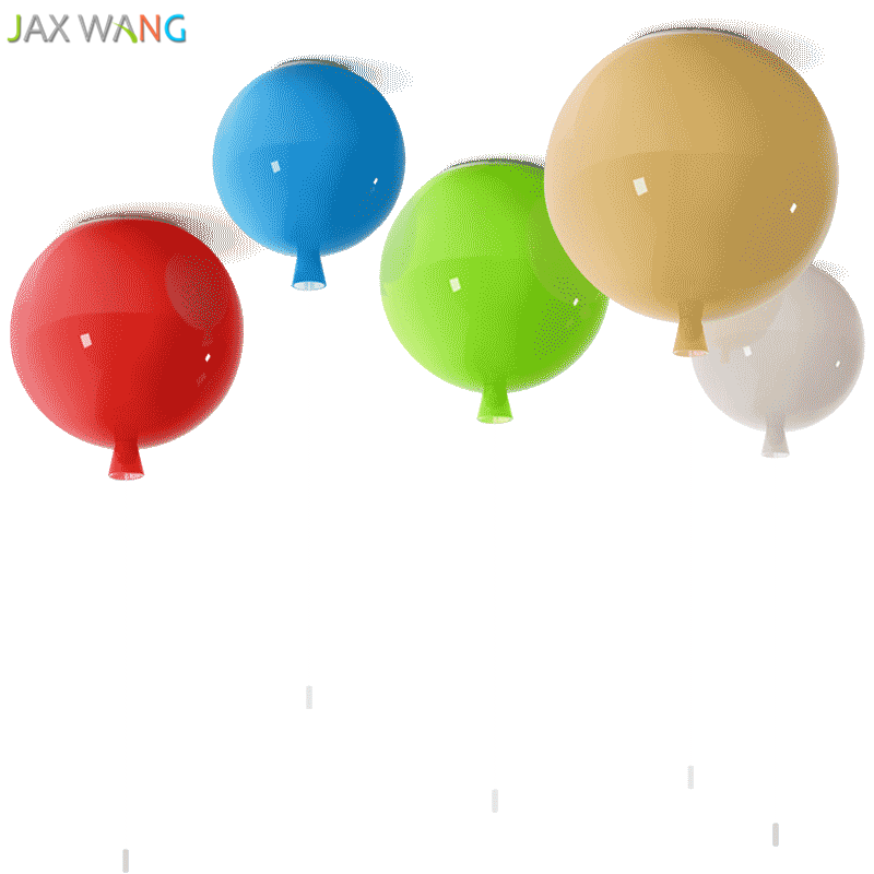 Colorful Balloon ceiling lights Nordic simple personal lights for childrens bedroom living room Creative ceiling light fixturesColorful Balloon ceiling lights Nordic simple personal lights for childrens bedroom living room Creative ceiling light fixtures