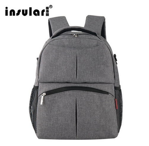 Insular Large Capacity Maternity Nappy Diaper Backpacks For Travel Multifunctional Mother Mummy Mom Baby Bags Maternidade multifunctional large capacity diaper bag for mother maternity backpacks for sale babies nappy mummy mom backpack for travel