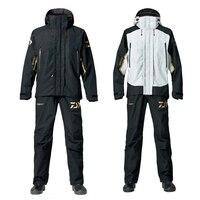 Зимние Daiwa Водонепроницаемый Рыбалка Костюмы комплекты Для мужчин дышащая рыбалки одежда открытый спортивной костюм теплый Рыбалка рубашк