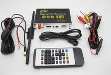 HD Автомобиль DVB-T2 Автомобильный цифровой ТВ-Приемник USB слот для России, таиланд, колумбия, индонезия, сингапур Одной антенны(China (Mainland))
