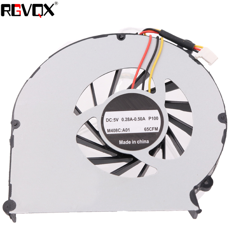 Купить с кэшбэком New Original Laptop Cooling Fan for HP CQ43 CQ57 430 431 435 630 PN: DFS551005M30T KSB06105HA MF60120V1-C181-S9A