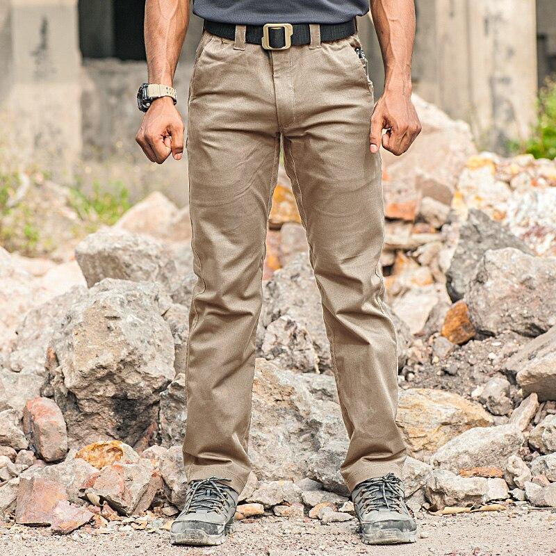 Pantallona taktike Pantallona mensi të papërshkueshëm nga uji IX6 - Veshje për meshkuj - Foto 6