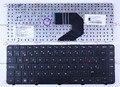10 Unids/lote Teclado teclado para HP G6 G4 G4-1000 G6-1000 CQ43 CQ57 teclado SP