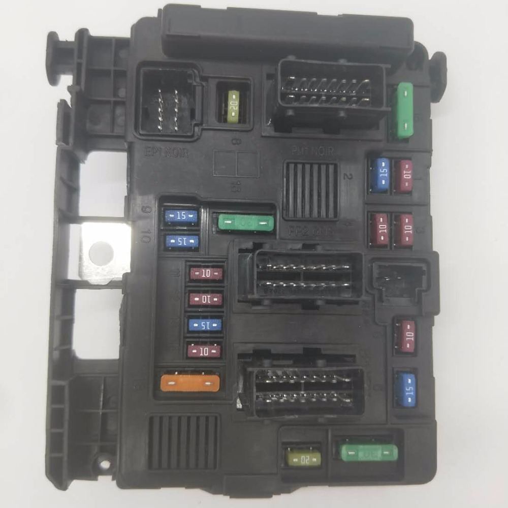 Car fuse box suitable Peugeot 206 207 C2 307 Picasso senna part number  9657608580 9650618280-in Fuses from Automobiles & Motorcycles on  Aliexpress.com ...