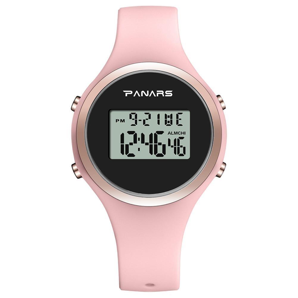 Wholesale Fashion Girls Luminous Waterproof Alarm Calendar Stopwatch Digital Wrist Watch Wholesale Fashion Girls Luminous Waterproof Alarm Calendar Stopwatch Digital Wrist Watch