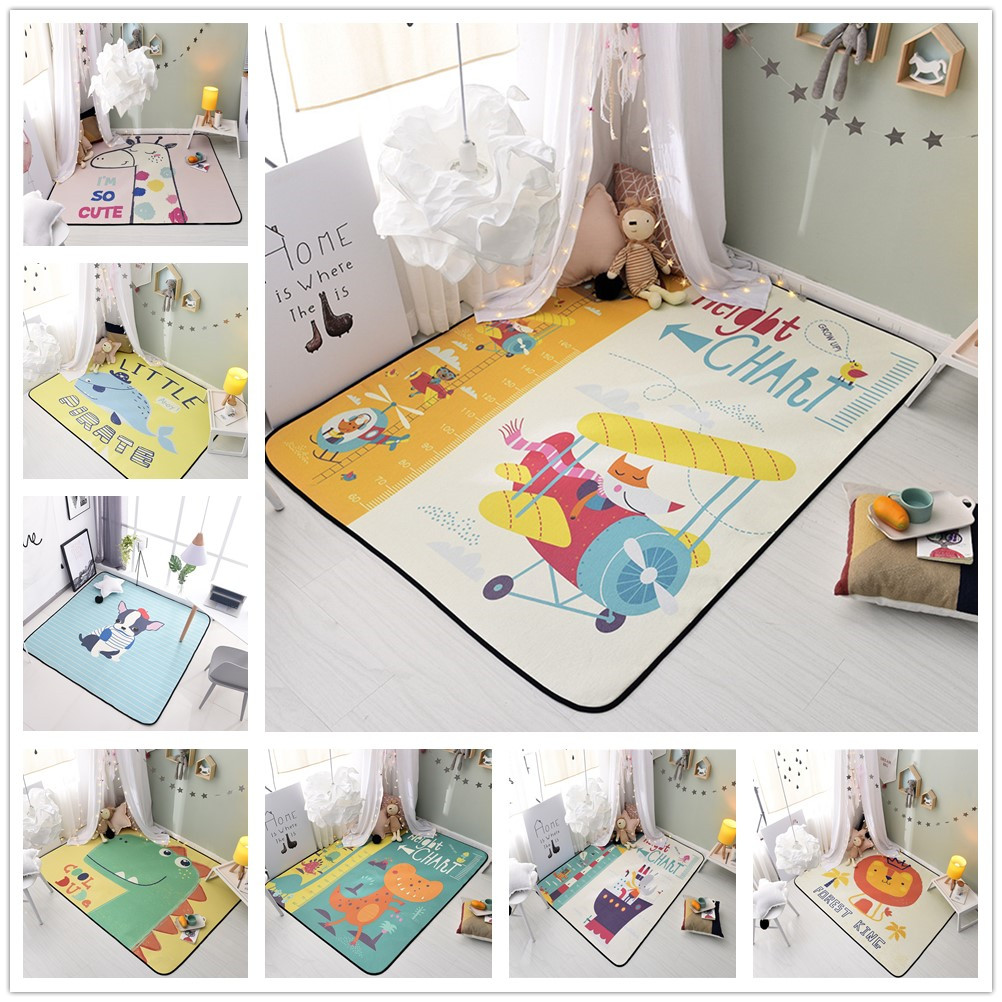 150*195cm Cartoon Animal Area Rug For Living Room Children Bedroom Rugs And Carpets Computer Chair Floor Mat Cloakroom Carpet150*195cm Cartoon Animal Area Rug For Living Room Children Bedroom Rugs And Carpets Computer Chair Floor Mat Cloakroom Carpet