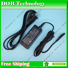 Novo 12 v 2.58a 36 w power adapter carregador para microsoft surface pro3 pro 3 com ac cabo eua/plug ue frete grátis