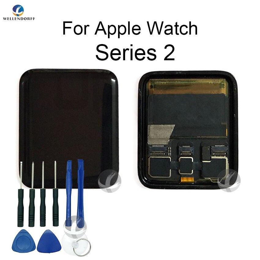 Original Nouveau Pour Apple Montre Série 2 LCD écran tactile delo Assemblée D'affichage 38mm 42mm Sapphire Sport Avec force Tactile