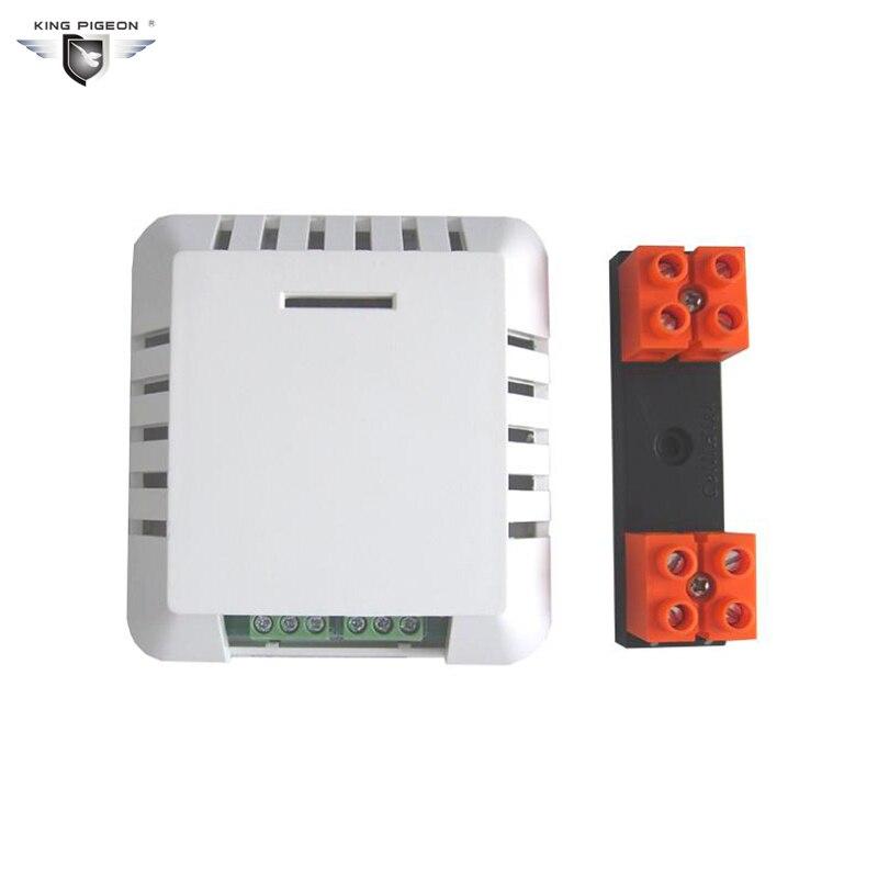 Acqua Sensore Rilevatore di Perdite D'acqua Digitale Elettrodo di Rilevamento WLD100 di Monitoraggio di Allarme di Sicurezza Domestica-in Sensore e rivelatore da Sicurezza e protezione su  Gruppo 1