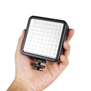 Image 3 - SUPON 64 LED 사진 비디오 라이트 램프 카메라에 핫슈 LED 조명 아이폰 캠코더 라이브 스트림 사진 조명