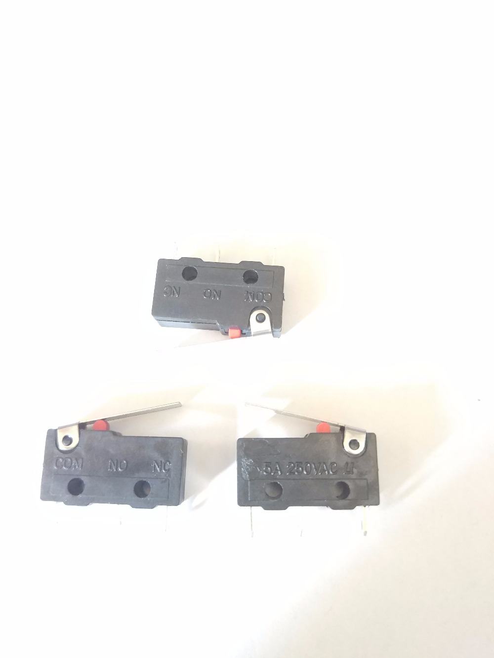 Free Shipping 20 pcs/lot Limit Switch, 3 Pin N/O N/C High quality All New 5A 250VAC KW11-3Z Micro Switch Factory