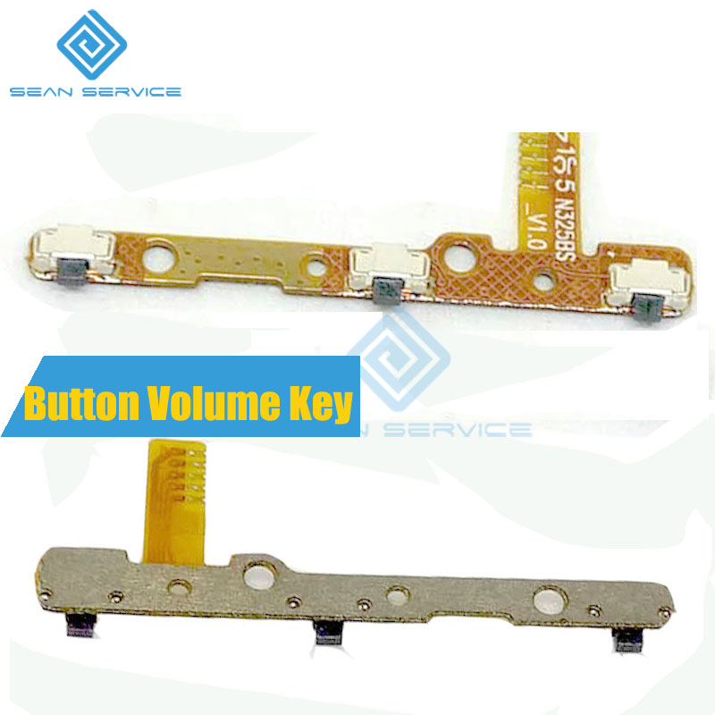 For Original UMI ROME ROME X Original Power On Off Button Volume Key Flex Cable FPC Repair Parts in stock