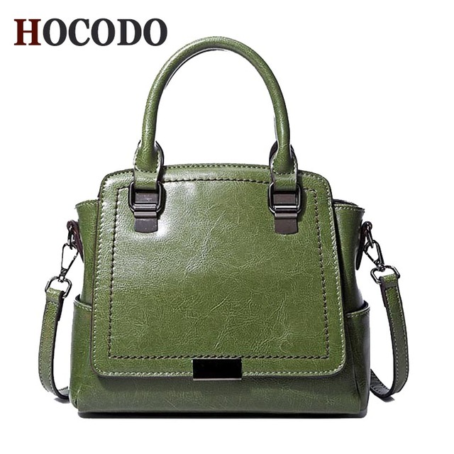 3b5f59b749 HOCODO High Quality Leather Women Handbag 2018 New Bag Female Sweet Lady  Stereotypes Fashion Handbag Crossbody. Mouse over to zoom in