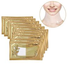 Anti-wrinkles Collagen Neck Pad Patch Skin Whitening Anti-Aging Firming Moisturizing personal skin care to a peeling Neck Mask