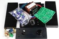 ZEROZONE (DIY KIT) PA-05 PASS ACA Single-ended Class A FET + MOS amp voll kit 5 watt + 5 watt L5-20