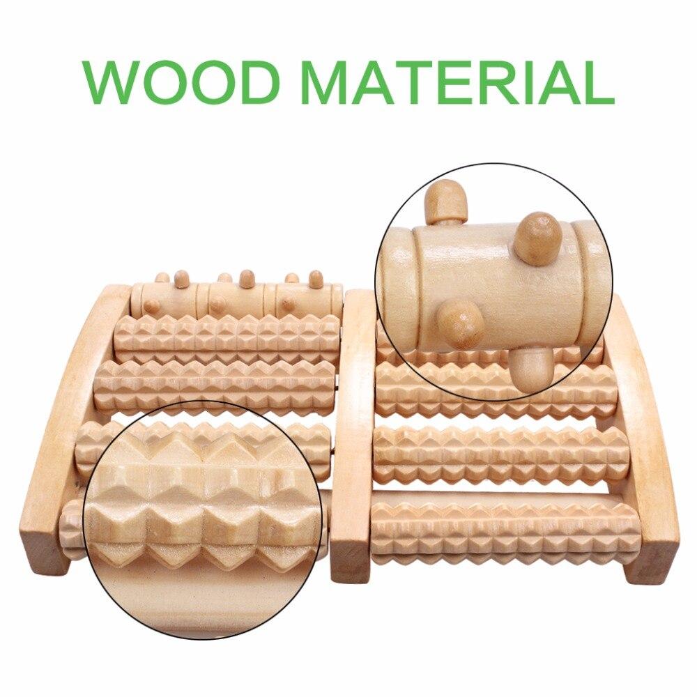 Fußmassagegerät Roller Plantar Shiatsu /& Akupressur Reflexzonenmassage