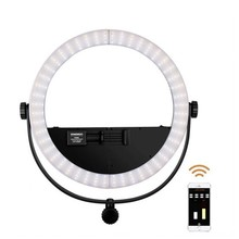 YONGNUO LED YN508S two-in-one LED video light for iPhone X Samsung Mobile Photography Dimmable Ring light with U-type Bracket