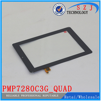 Original 8 Inch Prestigio Multipad 4 Ultra Quad 8 0 3G PMP7280C3G QUAD Touch Screen Panel