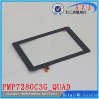 Original 8 Inch Prestigio Multipad 4 Ultra Quad 8 0 3G PMP7280C3G QUAD Touch Screen Panel