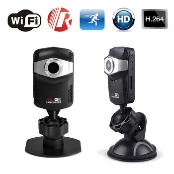 4GB Card+Wifi IP Mini Wireless HD 720P Motion Detect IR Network Security Camera DVR