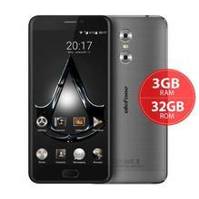 "Ulefone mtk6737t близнецы 4 г смартфон quad core 5.5 ""1920*1080 p android 6.0 3 ГБ + 32 ГБ двойной задней камеры 3250 мАч мобильного телефона"