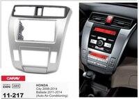Frame Android 6 0 Car Dvd Player For Honda City Ballade 2008 2014 AUTO AC Bt