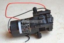12V Mini Gear Pump Self-Sucking Water Pump (0-100 degrees) Corrosion-Resistant ZC-A250