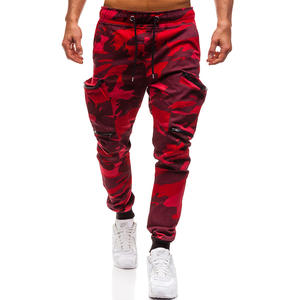 Joggers Camouflage Harem Pants Men Sweatpants Male Trousers