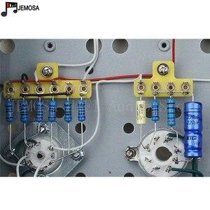 Image 5 - 5 pièces bricolage projets Audio Tag bande Tag conseil tourelle conseil Terminal cosse conseil pour amplificateur de Tube Audio Vintage