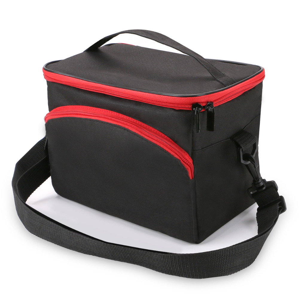 Portable Thermal Lunch Bags Handbag For Women Adults Kids Food Picnic Insulated Tote Bag Food Drink Storage Container Handbag