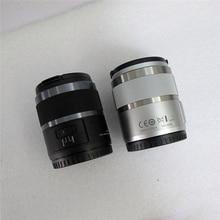 Per YI M1 42.5 millimetri F1.8 Fisso Dellobiettivo di Macchina Fotografica per Panasonic GF6 GF7 GF8 GF9 GF10 GX85 G85 Per Olympus e PL9 E M5 Mark II E M10 Mark II