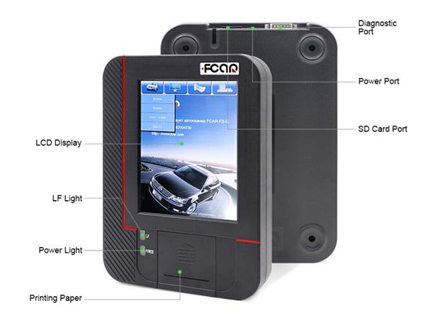 fcar-f3-g-firmware-display