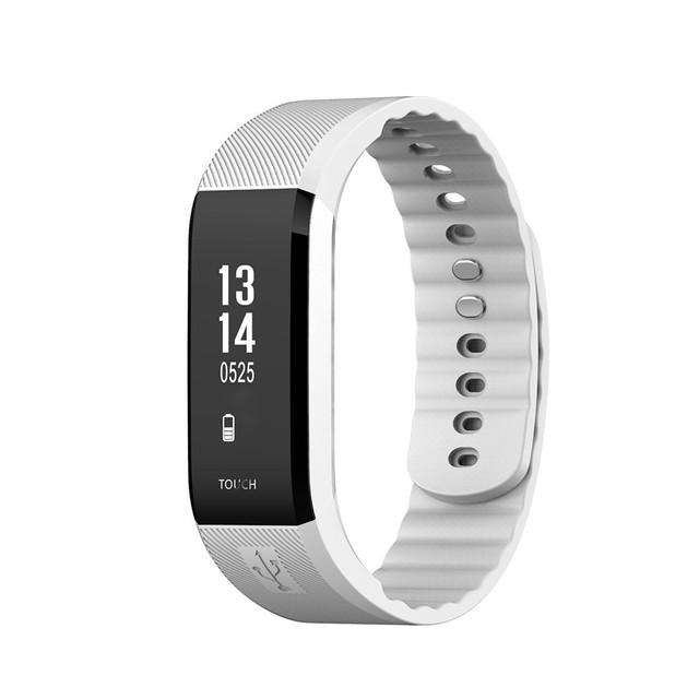 2017 Bluetooth 4.0 LEVOU Smartband Inteligente À Prova D' Água Pulseira de Relógio de Pulso Do Esporte Da Aptidão Tracker Longo Tempo de Espera Inteligente Banda # ET