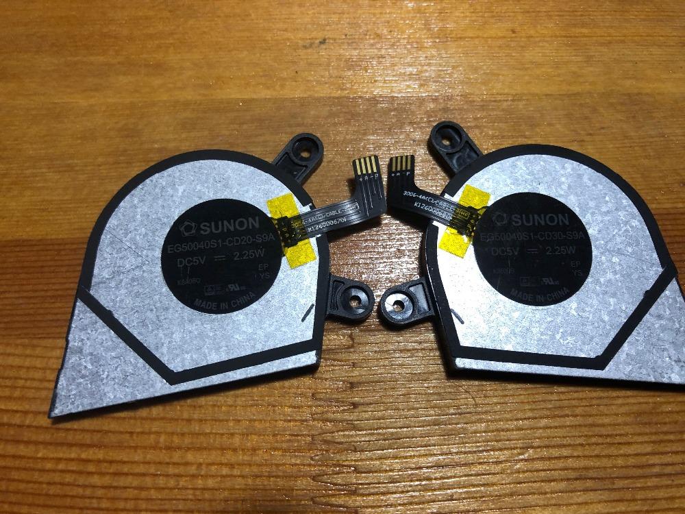 New for EG50040S1-CD20-S9A fan see picture 1 pairNew for EG50040S1-CD20-S9A fan see picture 1 pair