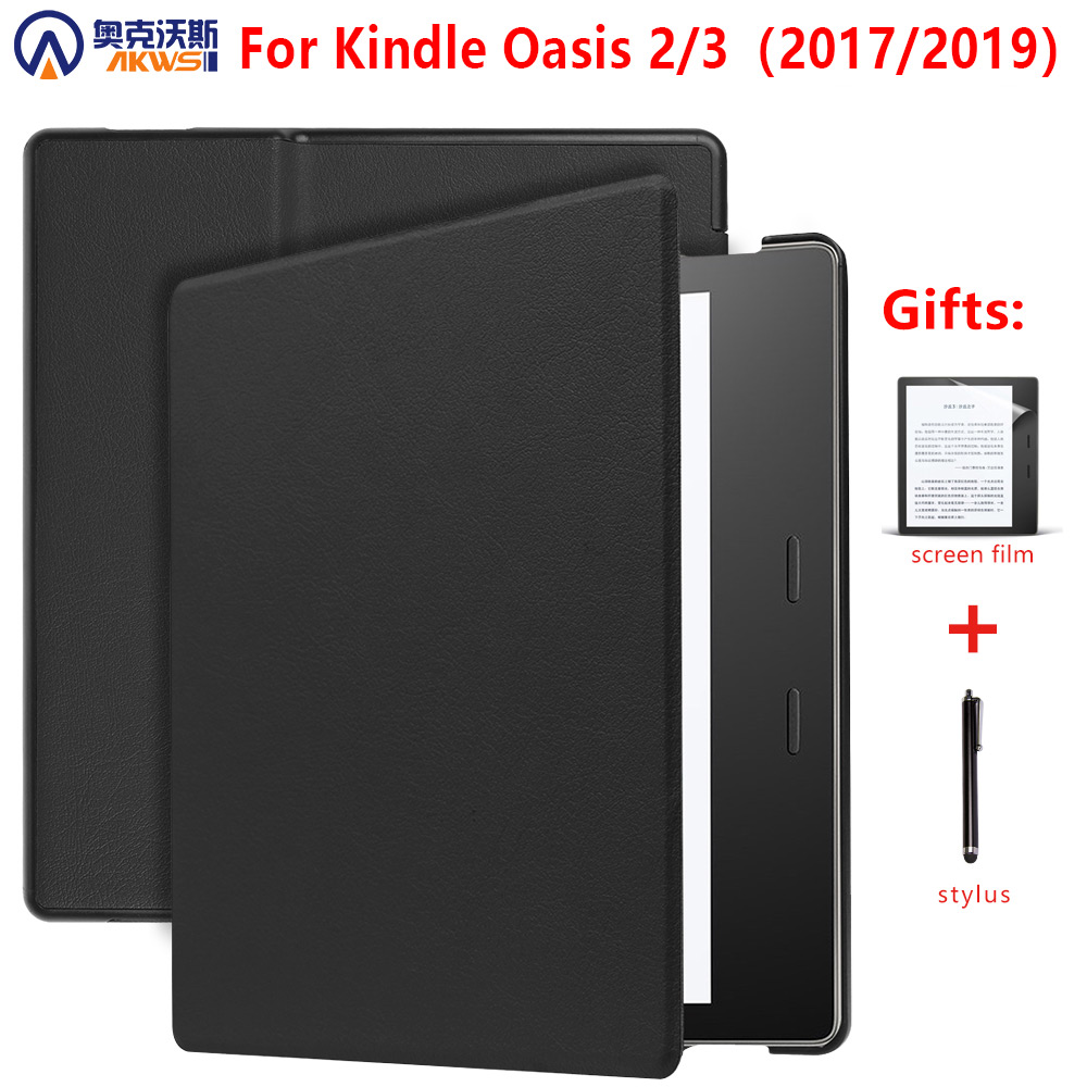Cover Case For Amazon 2019 Kindle Oasis 3 Slim Cover Case For Kindle Oasis 2 2017 Release 7\