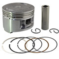 Bore:Standard 70mm Motorcycle Piston &Piston ring Kit For Yamaha TW225 TW 225 Year : 2002-2007