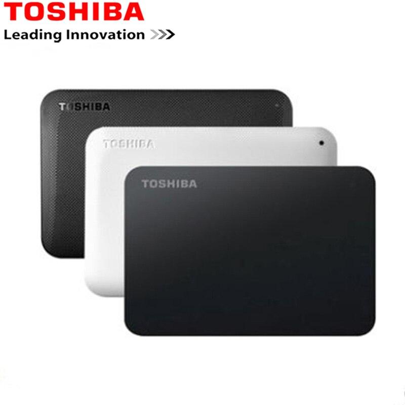 Galleria fotografica <font><b>Toshiba</b></font> Hard Disk Esterno Hard Disk 1 tb 2 tb 3 tb Disco Duro Externo HDD 2.5 HD Externo Harici hard disk Portatile Schijf USB 3.0