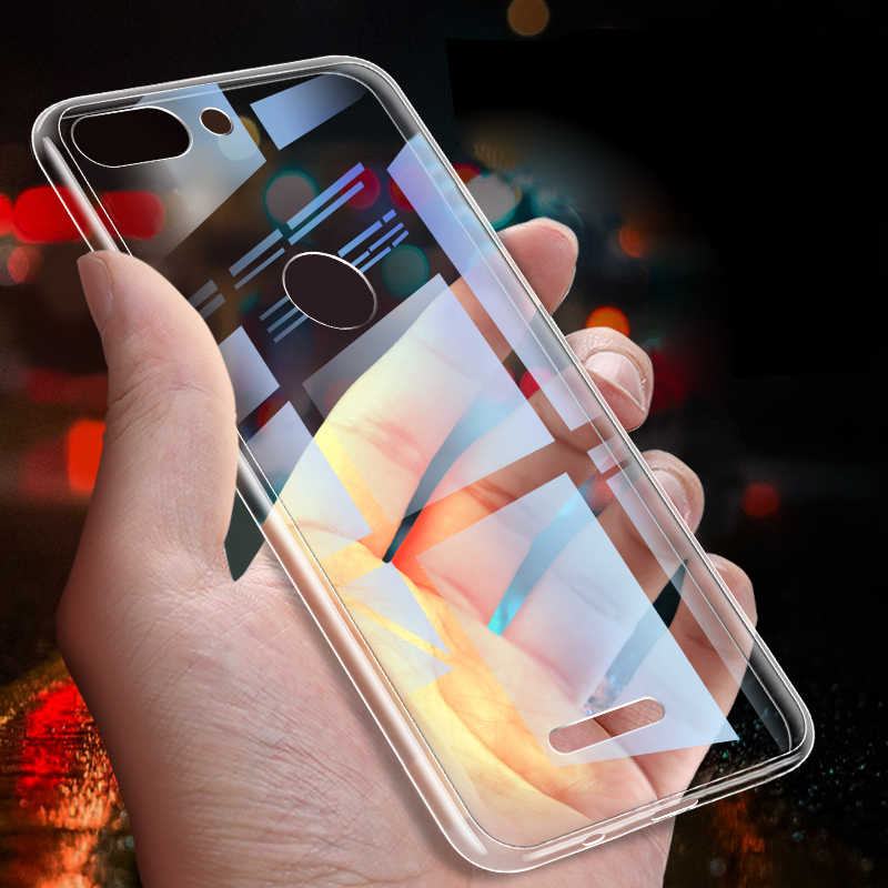 Clear Transparent For Xiaomi Redmi Note 2 3 3S 4 4A 4X 5 5A 6 6A 7 Y3 Go Pro Plus Prime Fundas TPU Cover Silicon
