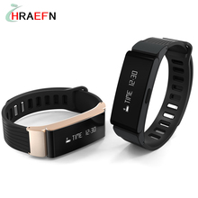 Bluetooth smart band fitness bracelet sport watch activity tracker call message reminder smartband for Android IOS smartphone