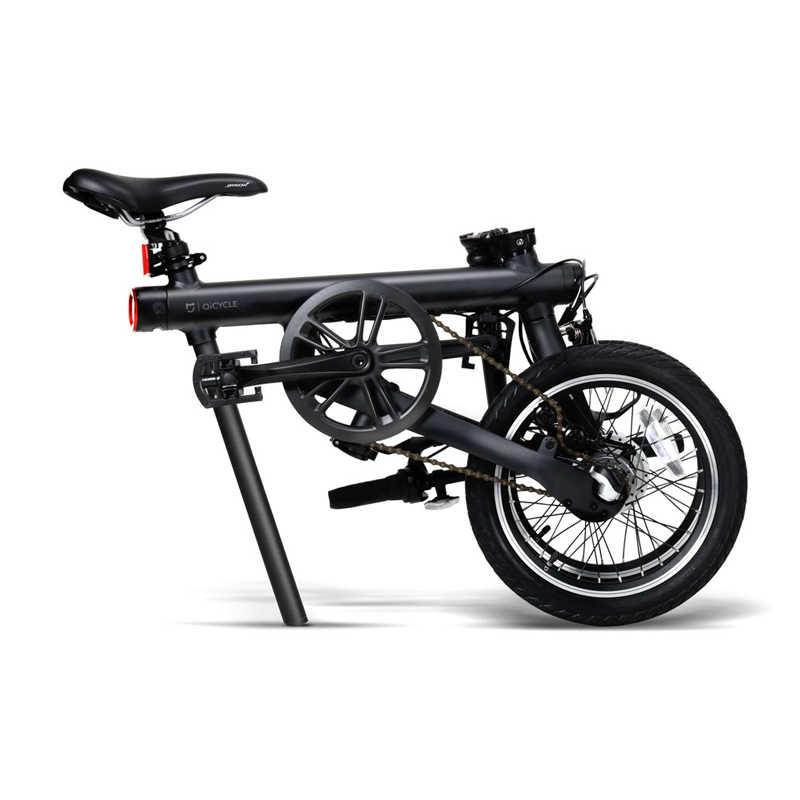 aef5d104b28 ... XIAOMI QICYCLE EF1 16inch smart folding electric bike hybrid power bike  lithium battery xiaomi qicycle scooter ...