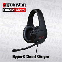 Kingston – casque de jeu HyperX Cloud Stinger, écouteurs avec Microphone, pour PC, PS4, Xbox, Mobile