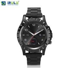 Iruluบลูทูธกันน้ำt2 smart watch s mart w atchสำหรับapple iphone/5/5วินาทีs4/หมายเหตุ3 htc a ndroidมาร์ทโฟนโทรศัพท์สูงคุณภาพ