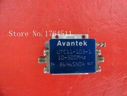 [Bella] Avantek UTC11-103-1 10-500 Mhz 15V Sma Lage Ruis Versterker