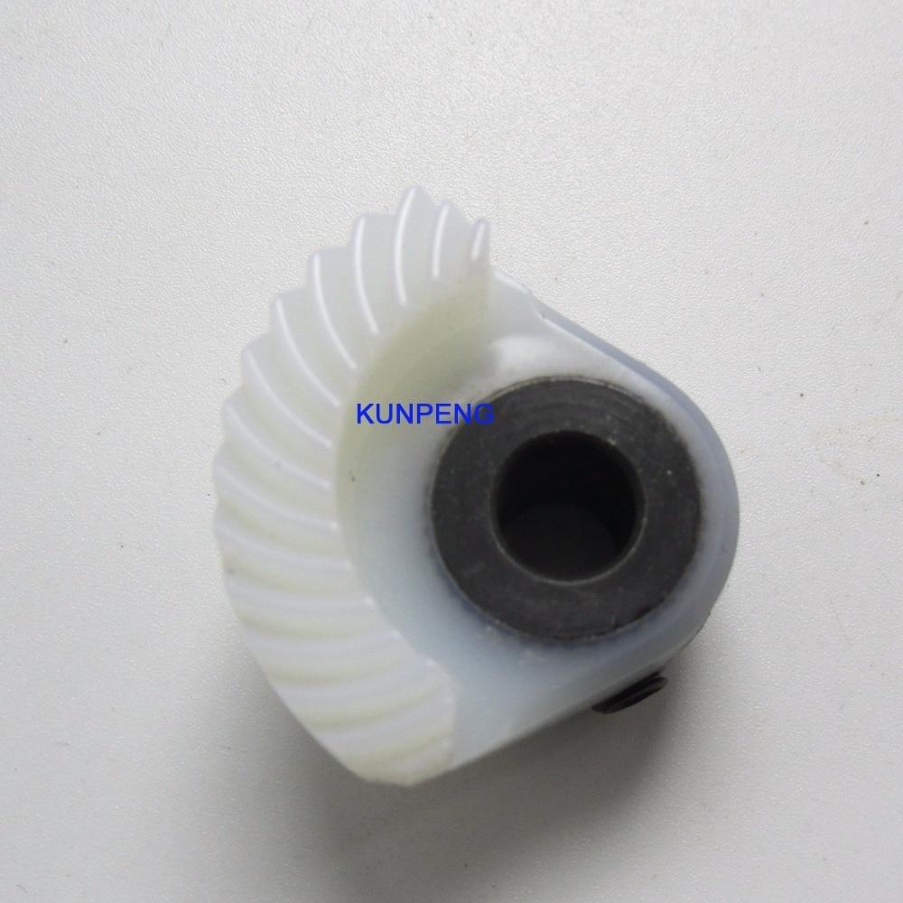 1PCS #730038001 Lower Shaft Gear for Janome 381,405, 415,419S Pfaff 301, 741