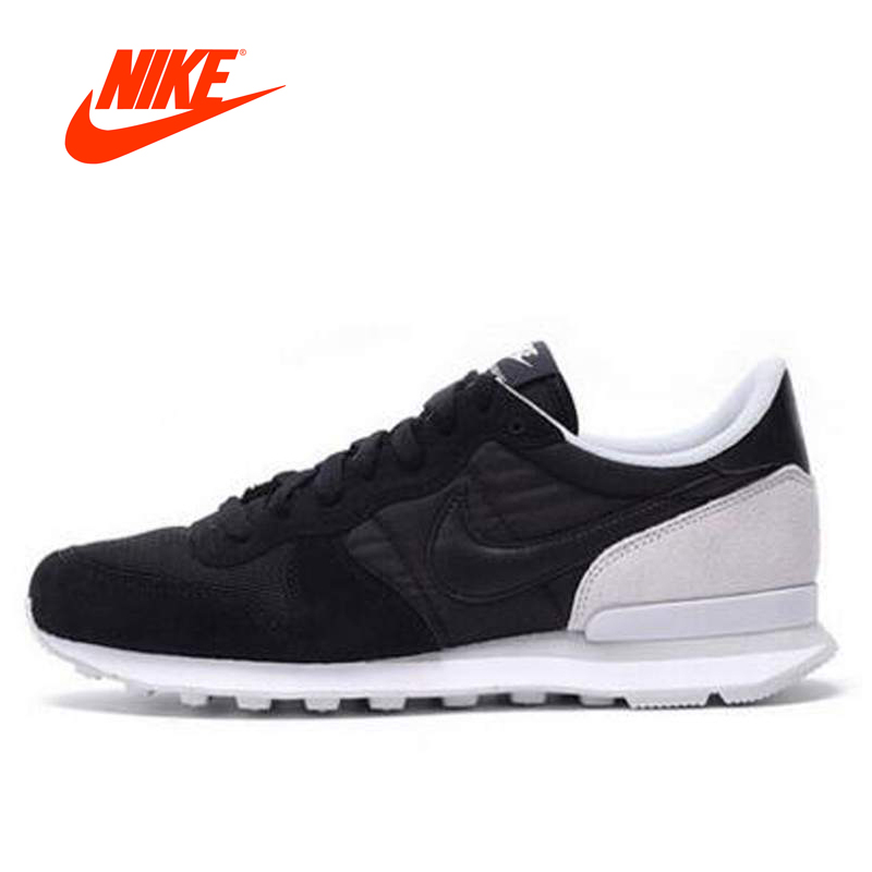 Original New Arrival Official NIKE Men's Low Top Breathable Running Shoes Sneakers Classic Outdoor Athletic Shoes Comfortable adidas original new arrival official neo women s knitted pants breathable elatstic waist sportswear bs4904