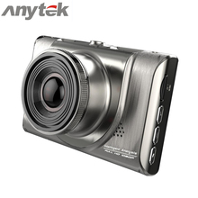 Anytek Car DVR A100+ Novatek 96650 Car Camera AR0330 1080P WDR Parking Monitor Night Vision Black Box