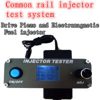 Multifunction Diesel Common rail injector tester for Electromagnetic and piezo Injector test tools